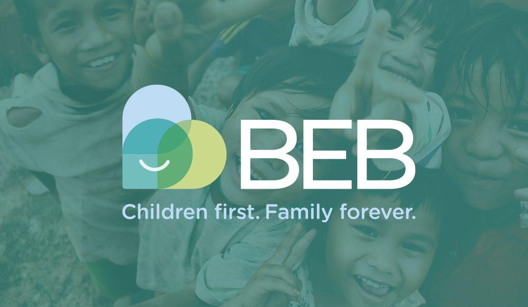 New BEB Brand Logo